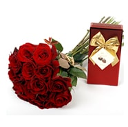 Bouquet Flores Amor de Chocolate Premium